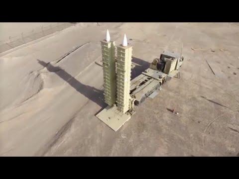 Iran unveils new