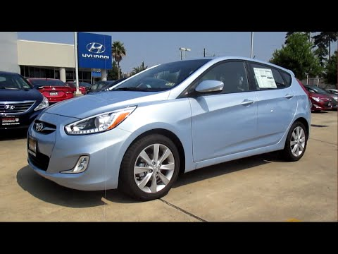 2014 hyundai accent se 5dr full review youtube. Black Bedroom Furniture Sets. Home Design Ideas