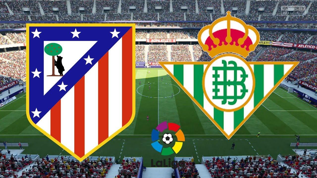 【足球直播】西甲第36輪:2020.07.12 04:00-馬德里 VS 皇家貝迪斯(Atletico Madrid VS Real Betis)-歐洲足球免費直播