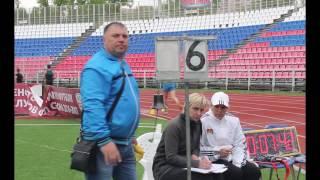 Чемпионат и первенство Мордовии по легкой атлетике (17-18 мая 2017)