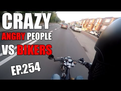 Crazy, Angry People vs Bikers 2018 🔥🔥🔥 Motorcycles Road Rage Compilation 2018 [EP. #254 ]