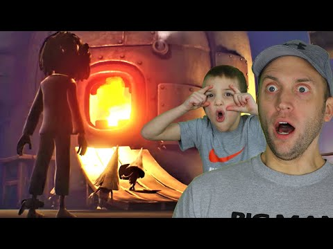 More Secrets from the Maw! Little Nightmares DLC 2 Hideaway Part 2! Yeet Pack Survival Guide  