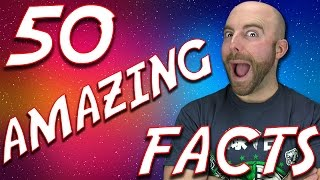 50 AMAZING Facts to Blow Your Mind! #53