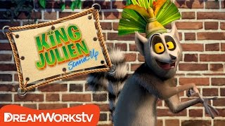 Double Tapping For Dumbies | KING JULIEN STAND UP