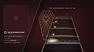 Trivium - The Wretchedness Inside (Drum Chart)