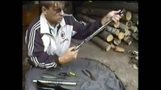 самодельная PCP винтовка. сборка, разборка.