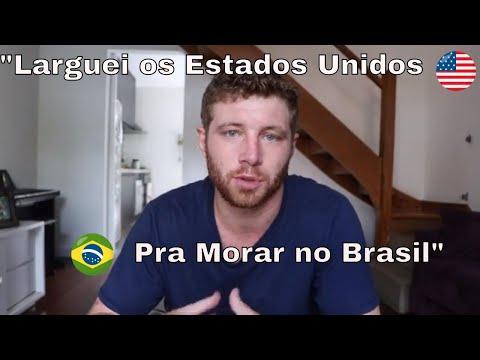 POR QUE BRASIL? Minha Historia | Gringo no Brasil