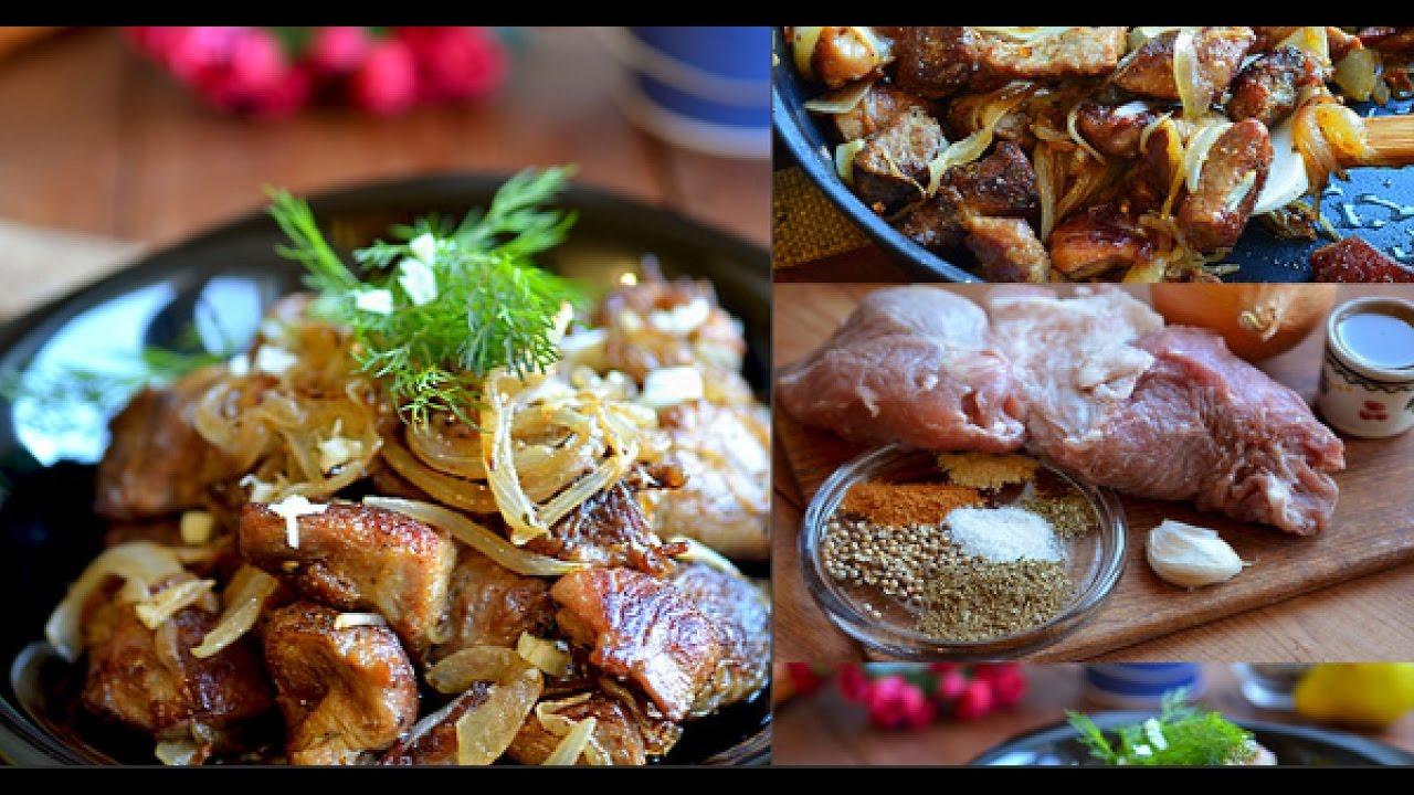 Что можно Приготовить из Свиного Мяса Быстро и Вкусно (Быстро и Вкусно Приготовить Мясо Свинины)