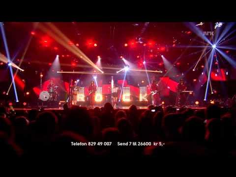 MGP 2013 - Delfinale Steinkjer: Datarock - The Underground