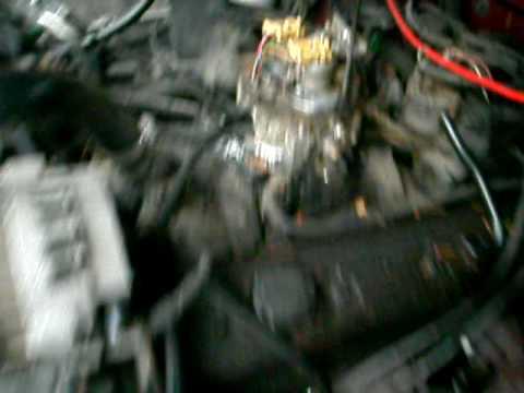 1988 GMC Truck Bad Fuel Injectors - YouTube