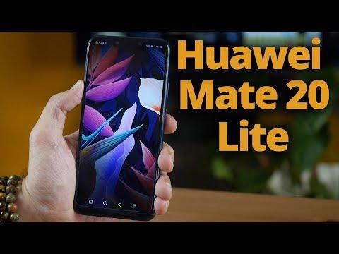 Huawei Mate 20 Lite inceleme -  Mate 10 Pro'nun yerini alabilecek mi?