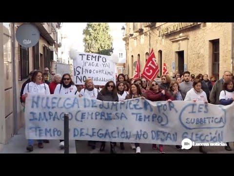 VÍDEO / CASO TEMPO: Nuevos contatos en 48 horas; huelga hasta la firma y pago de atrasos a través del juzgado