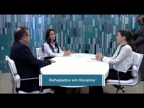 Deputados falam sobre a situação dos refugiados em Roraima - 21/02/2018