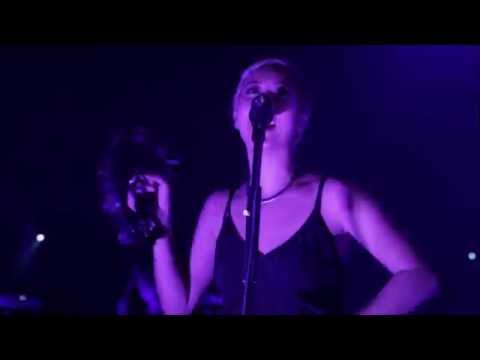 The Naked And Famous - Rolling Waves - Live in London 2014
