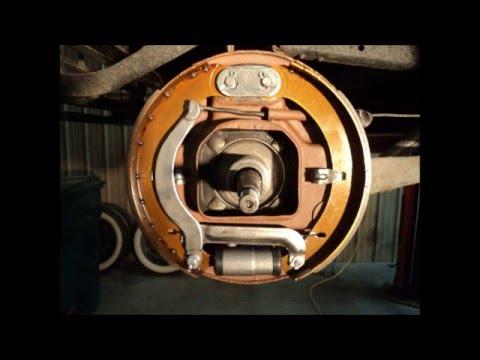 Ford Model A snuff up, Video #2, Hydraulic Brake Conversion