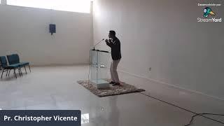 Exposição Bíblica em Mateus 7.15-20 - Pr. Christopher Vicente