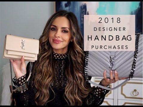 a435d95ea3ef MY 2018 DESIGNER HANDBAG PURCHASES | Mia Mia Mine - YouTube