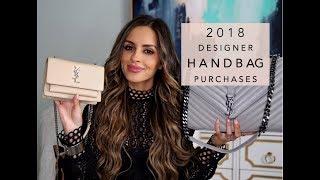 MY 2018 DESIGNER HANDBAG PURCHASES | Mia Mia Mine