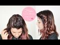 ♡ Easy Hairstyles for medium/short hair