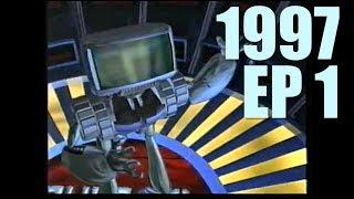 Cybernet 1997 - EP 1 - Banjo-Kazooie / Formula Karts / Hard Boiled