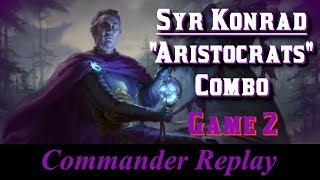 Syr Konrad Aristocrats Combo Game 2 vs Olivia Yarok Golos
