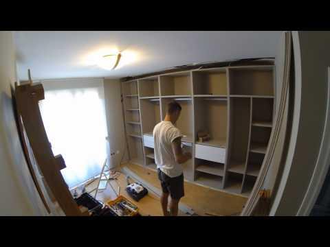 Cambiar armarios empotrados youtube - Cambiar armario empotrado ...