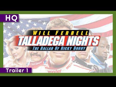 Talladega Nights: The Ballad of Ricky Bobby (2006) Trailer 1
