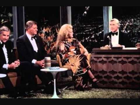 Johnny Carson Tonto Bette Midler