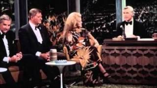Johnny Carson Tonto Bette Midler