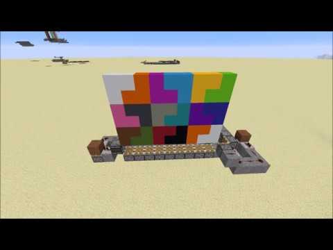 minecraft how to make concrete