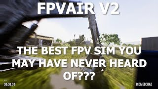 FPVAIR V2 | FPV SIMULATOR ROUNDUP AND REVIEWS