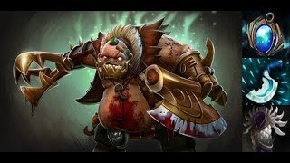 Dota 2 Epic Game (The Blind Pudge) 7.22H
