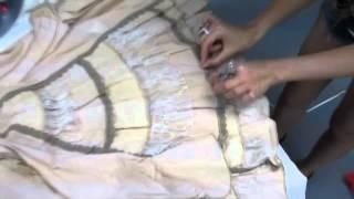 How to Iron & Prep Victorian Corset Dress Demo Thumbnail