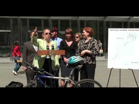 NYC Bicycle Access Law Opens Commercial Buildings to City Cyclists