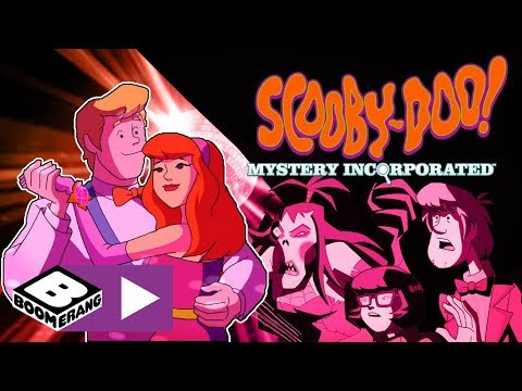 ScoobyDoo! Mystery Incorporated  Taking the Ghost Girl To Prom  Boomerang UK