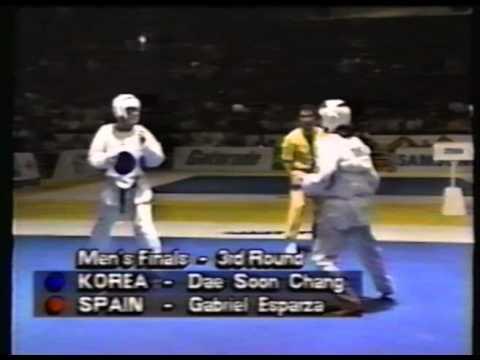 12th world Taekwondo Championships Manila, Philippines 1995