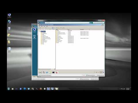 Microsoft Active Directory Tutorial Part 1 of 2