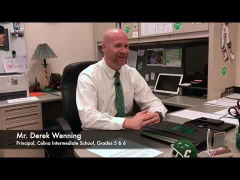 Celina Intermediate School - Mr. Wenning