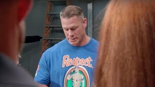 John Cena BREAKS DOWN into Tears After Being Surprised by Fans