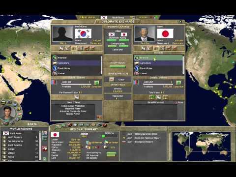 Supreme Ruler 2020 South Korea vs North Korea |