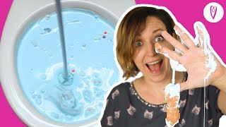 Mit keres a slime a WC-ben? 😱 Őrült INSTAGRAM FURCSASÁGOK 1. rész