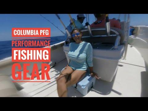 Columbia PFG Performance Fishing Gear