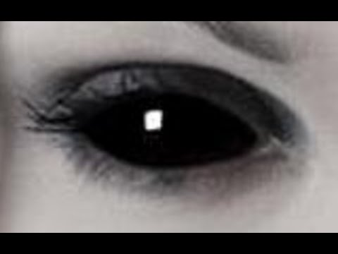 Change your eye color to black in 10 seconds 🔮 hypnosis 🔮 biokinesis 🔮 binaural recording youtube