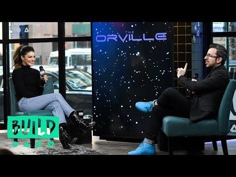 Jessica Szohr Talks Season 2 Of FOXs The Orville