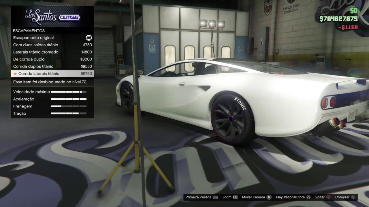 gta online customizing the jaguar xj220 (ocelot penetrator) - youtube