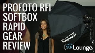 ProFoto RFi Softbox & Octabox Review