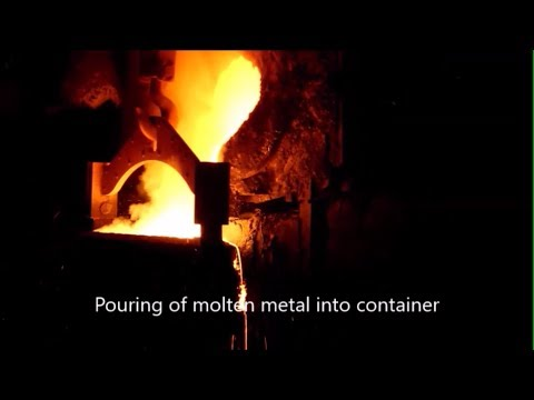 steel rod making from waste scrap, steel recycling, waste metal uses