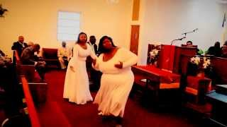FMBC Anointed Praise Dancers - Greater is Coming by Jekalyn Carr