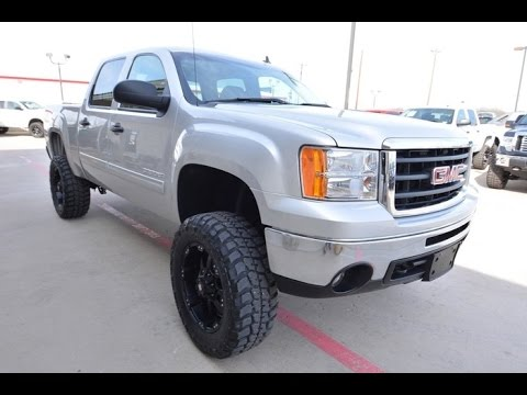 2011 GMC Sierra 1500 Crew Cab Z71 Lifted Truck For Sale - YouTube