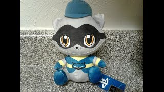 Sly Cooper Stuffed Animal, Sly Cooper Plush Review Youtube